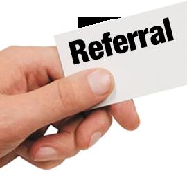 referrals Beaumont TX, referrals Southeast Texas, referrals Golden Triangle, SETX Referrals