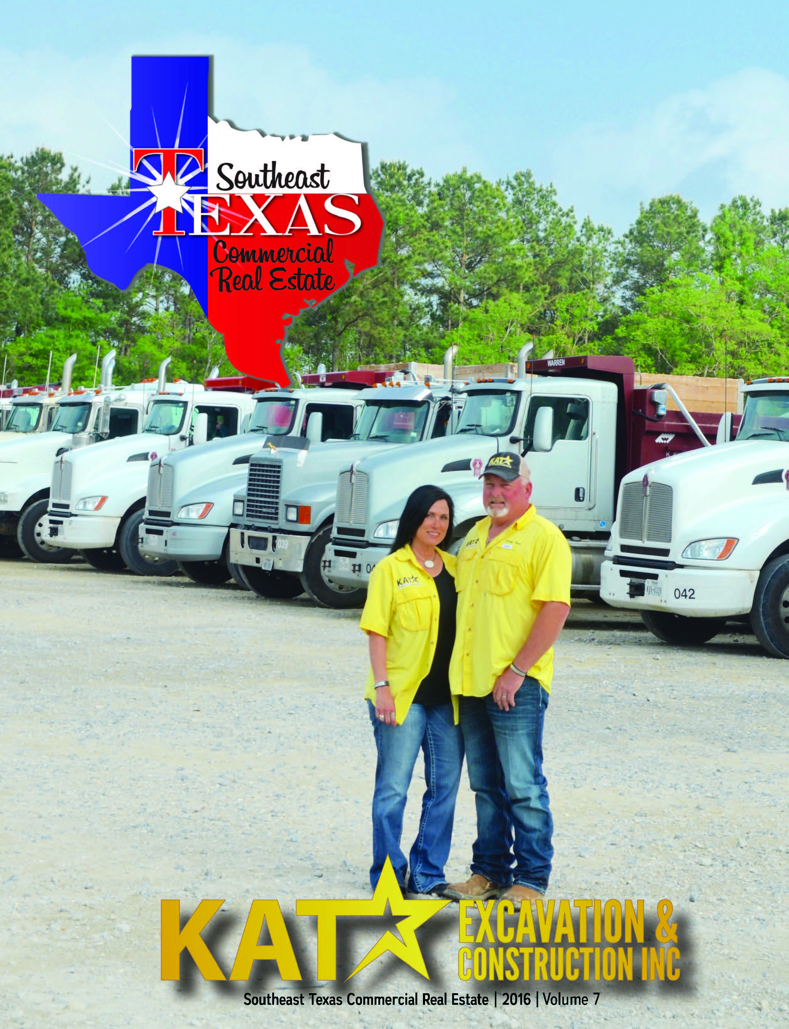 Refined Magazine, Southeast Texas Commercial Real Estate Magazine, industrial news Beaumont TX, industrial news Port Arthur