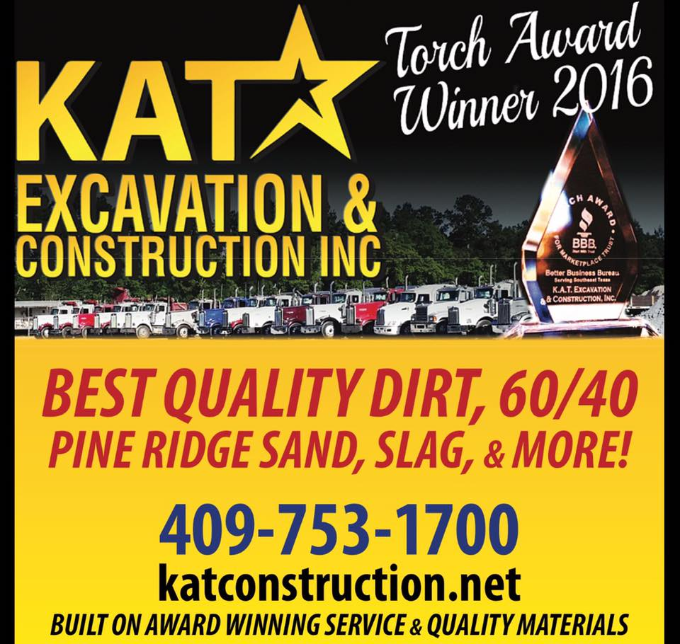 KAT Excavation & Construction, oilfield services Beaumont TX, oilfield services Port Arthur, oilfield services SETX