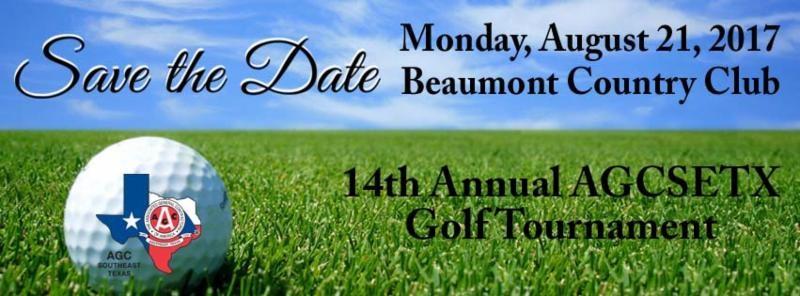 AGC Golf Tournament, Beaumont AGC Golf Tournament, Southeast Texas AGC Gof Tournament, SETX AGC Golf Tournament, Golf Tournament Beaumont Country Club, When is the AGC Golf Tournament, Where is the AGC Golf Tournament, AGC Golf Tournament Information