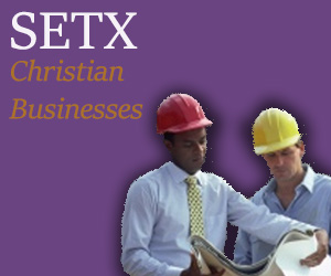 Christian businesses Southeast Texas, Christian business guide SETX, Golden Triangle Christian owned businesses,